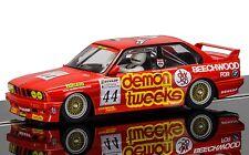 C3739 Scalextric Schlitz Tourenwagen BTCC BMW E30 M3 Roland Ratzenberger 1988