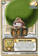 One Piece - Gimon - Wächter des Waldes