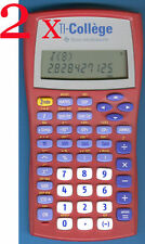 Texas Instruments TI-College Schul Taschenrechner Fr.