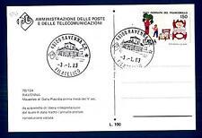 ITALY - ITALIA REP. - 1983 - RAVENNA - Annullo filatelico-XXIVa giorn.del franc.