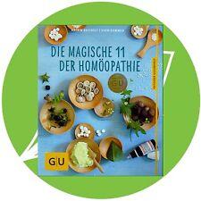Die magische 11 der Homöopathie GU Ratgeber Gesundheit PZN 05350294