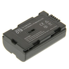 Bateria tipo cgr-d120 para Panasonic nv-gs11eg gs15eg gs3