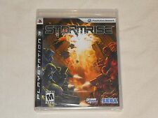 NEW Stormrise Playstation 3 Game SEALED PS3 Storm Rise strom rize Sega US NTSC