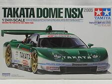Tamiya 24291 Plastik-Modellbausatz Honda Takata Dome NSX 2005 M.1:24