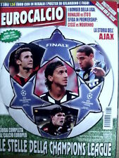 Eurocalcio n°60 2005 - Poster Figo & Gilardino - Storia dell' AJAX [GS35]