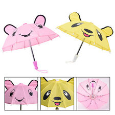Lovely Small Printed Umbrella For 18inch American Girl Doll Party Children Gift