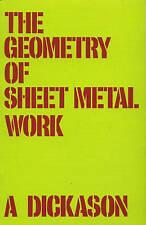 La geometría de metal de hoja trabajo por A. Dickason (de Bolsillo, 1987)