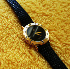 Gucci 3000L 18k Gold Plated Women's Watch in Excellent condition 26 mm