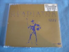 Gladiator featuring Izzy - Now we are free - CD Single - 986613