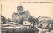 CPA 88 DARNEY SES ENVIRONS RELANGES EGLISE