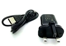 GENUINE LG G2 G3 5V 1.8 AMP MAINS USB CHARGER UK PLUG MOBILE PHONE S7 S6 04UR