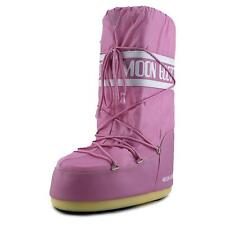 Tecnica Moon Boot Women US 9 Pink Winter Boot UK 8 EU 42 NWOB  1696