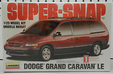 1996 DODGE BOYS GRAND CARAVAN LE MINI VAN NOS MOPAR FS LINDBERG MODEL KIT