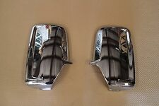New 2007+ Mercedes Dodge Sprinter W906 2500 3500 Mirror covers L/R chrome