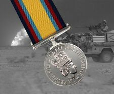 British Medal GULF WAR 1990-1991 - FULL SIZE UK Made Award Army Decoration