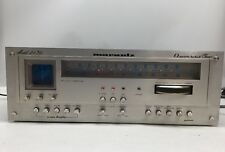 MARANTZ 2130 QUARTZ LOCKED TUNER, Radio AM/FM, Some Issues, Read All & See Video
