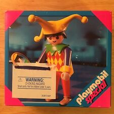 New in Box - 2002 Playmobil Special Jester #4610