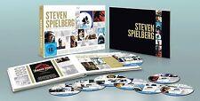 8 x Steven Spielberg: DER WEISSE HAI, JURASSIC PARK u.a. (8 Blu-ray Discs) NEU