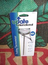 "Frothing Thermometer THFR-17  1 3/4"" Dial. Great tool For Baristas, coffee shops"