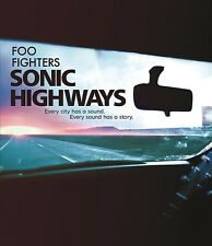 FOO FIGHTERS - SONIC HIGHWAYS 3 BLU-RAY NEU