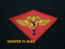 1st MARINE AIR WING HAT PATCH MAW VETERAN PIN UP CAMP FOSTER MCAS MAG 12 24 36