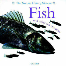 Fish and Other Sea Creatures (Animal Close-ups) Barbara Taylor New Book
