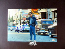 Michael J. Fox signed auto autograph 12x18 photo Back Future McFly Proof PSA DNA