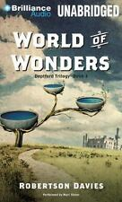 Deptford Trilogy: World of Wonders 3 by Robertson Davies (2012, CD, Unabridged)