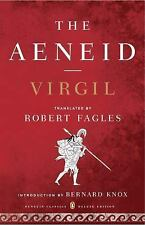 Penguin Classics Deluxe Edition: The Aeneid by Virgil (2008, Paperback)