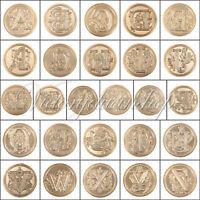 Siegel Messing 26 Buchstabe Petschaft Krone Muster für Siegelstempel Siegellack