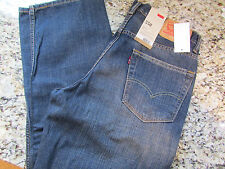 NEW LEVIS 550 RELAXED FIT JEANS MENS 40X32 005502765  FREE SHIP