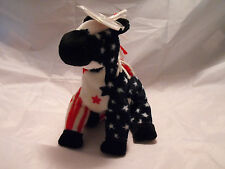 TY BEANIE BABY LEFTY 2000 THE DONKEY RETIRED