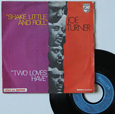 "Vinyle 45T Joe Turner  ""Shake little and roll"""