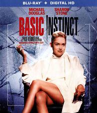 Basic Instinct - BLU-RAY Region 1 Brand New Free Shipping