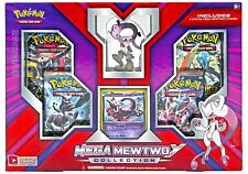 Pokemon TCG Mewtwo Y Mega EX Legendary Premium Collection Box Sealed - Fast Ship