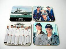 Sea Patrol Coaster Set