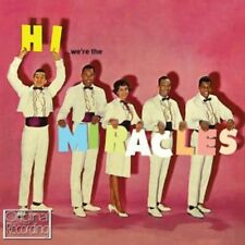 Hi We'Re The Miracles - Miracles (2012, CD NEUF)