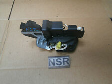 HYUNDAI SANTA FE 2003 NEARSIDE PASSENGER REAR CENTRAL LOCKING MOTOR ACTUATOR