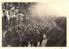 Foto französische Kriegsgefangene in Rumänien 1941