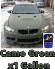 1 Gallon CAMO GREEN Performix Plasti Dip Ready to Spray Rubber Coating FREE SHIP