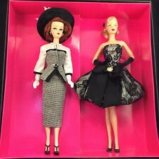 SIGNED Official BARBIE 2009 CONVENTION 50TH ANNIVERSARY GALA TRIBUTE Set ! NRFB