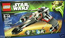 LEGO 75018 JEK-14's STEALTH STARFIGHTER ~ STAR WARS NISB new HTF retired