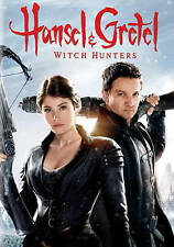 Hansel & Gretel Witch Hunters DVD Jeremy Renner Gemma Arterton, NEW