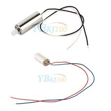 2Pcs Main Motor (CW CCW) Spare Parts For JXD 509G 5.8G FPV Professional RC Drone