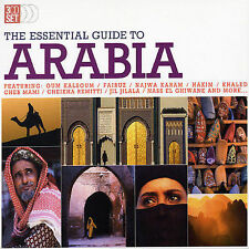 The Essential Guide to Arabia by Various Artists (CD, 2005, 3 Discs, Essential)