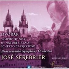 Dvorak: Symphony No. 7; In Nature's Realm; Scherzo Capriccioso, New Music