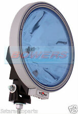 "12V/24V 9"" INCH BLUE LENS SPOT/DRIVING LAMP/LIGHT HELLA RALLYE 3000 REPLICA"