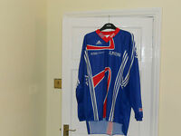 Team GB SKY Olympic cycling bike jersey Adidas shirt top BMX freeride downhill