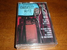 Televisions Greatest Hits Volume 2  CASSETTE NEW