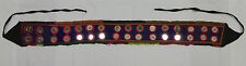 Indian Mirrored Karnataka Ethnic Hippy Tribal Belt Multi Coloured (BL19)